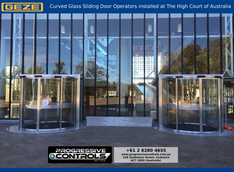 ... GEZEu0027s Revolving Doors as well. & About Us | Progressive Controls