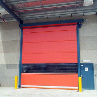 Progressive Controls – Rapid Roll Doors