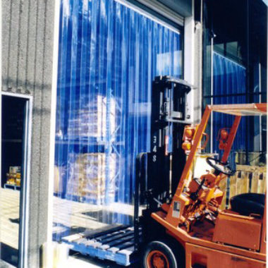 Progressive Controls – PVC Strip Doors