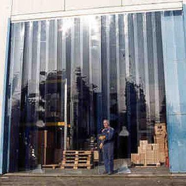 Progressive Controls – PVC Strip Doors