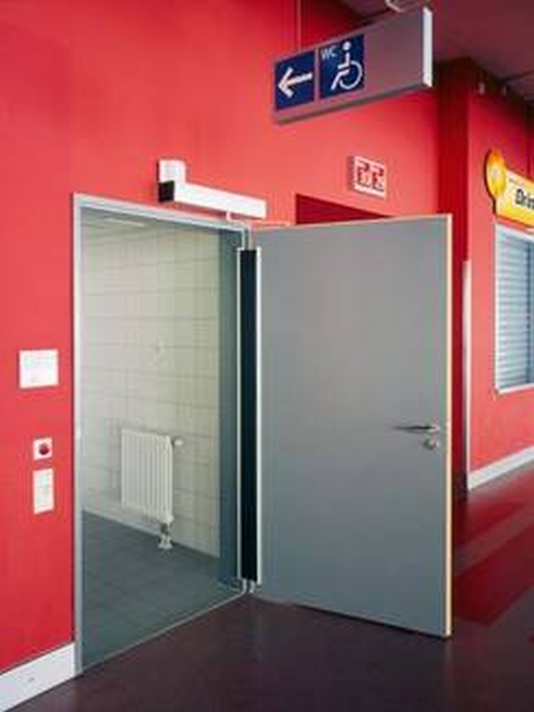 GEZE and Progressive Controls Auto Door Mobility Access Solutions... for all Mobility Matters